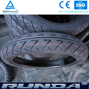 Tubeless motorcycle tire with three new patterns (OWN factory)