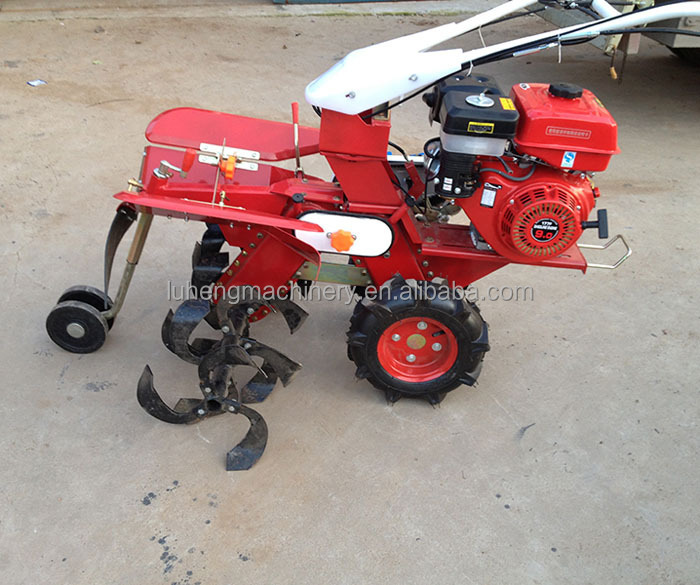 China Engine Gasoline And Diesel Power Tiller/mini Walking Tractor/ditcher  For Sale - Buy Gasoline And Diesel Power Tiller, 5hp Mini Garden Tractor