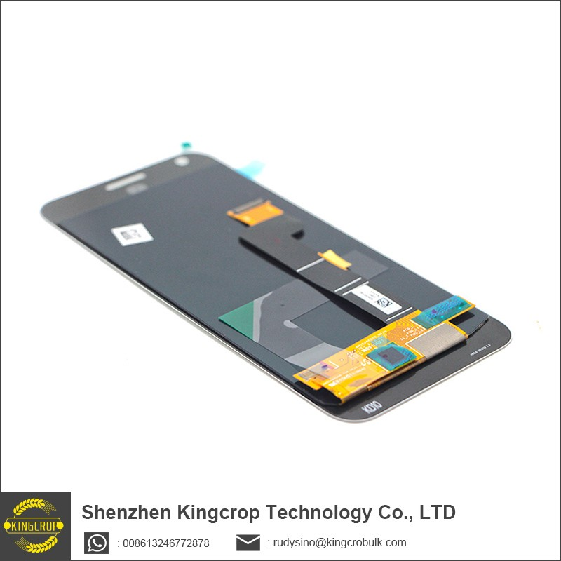"For HTC Nexus S1 Google Pixel LCD Display With Touch Screen Digitizer Assembly For Google Pixel LCD 5.0"" Replacement"
