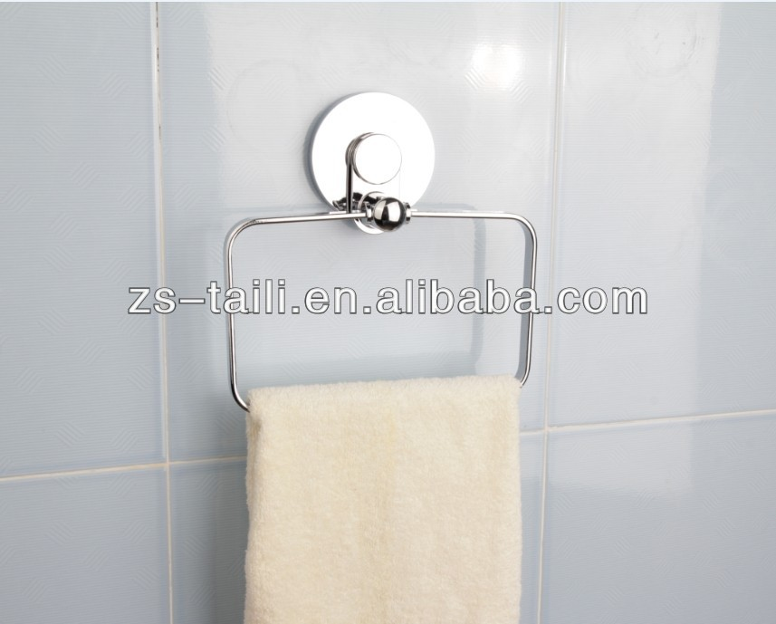Bath & Kitchen Towel Ring /Suction Cup