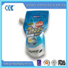 OK Packaging customized printing plastic bags factory stand up spout pouch