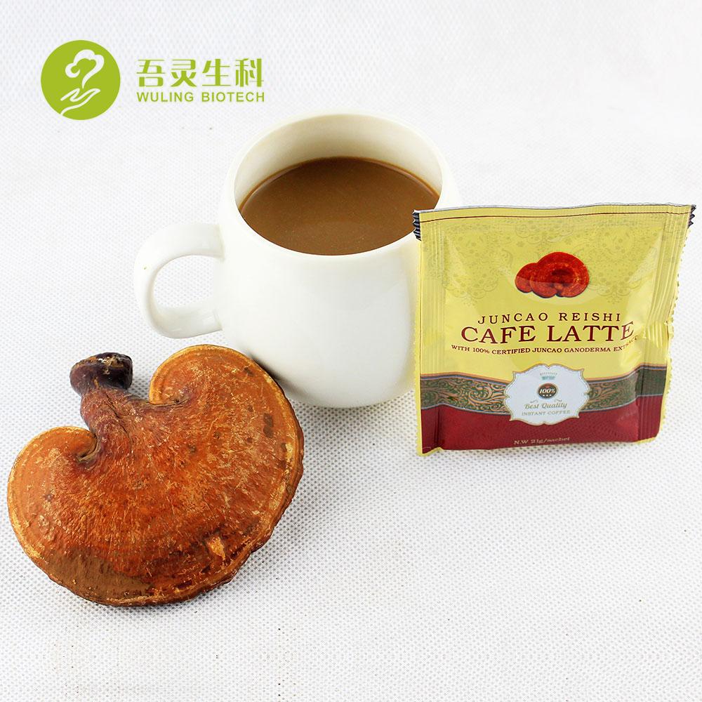 café ganoderma para bajar de peso