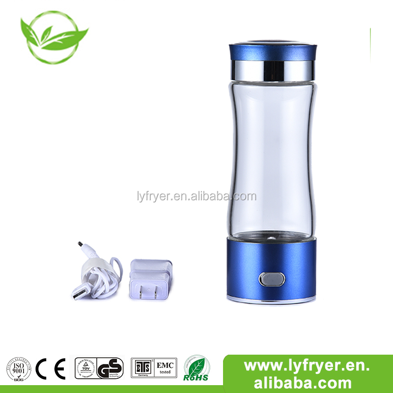 Professional Air Generator Machine Portable Hydrogen commercial soda Water Maker