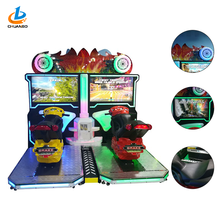 Nieuwe FF motor auto <span class=keywords><strong>3d</strong></span> simulator racewagen game machine/arcade video games jongen te koop