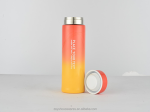 Wholesale cheap price stainless steel vacuum flask/16oz custom thermos