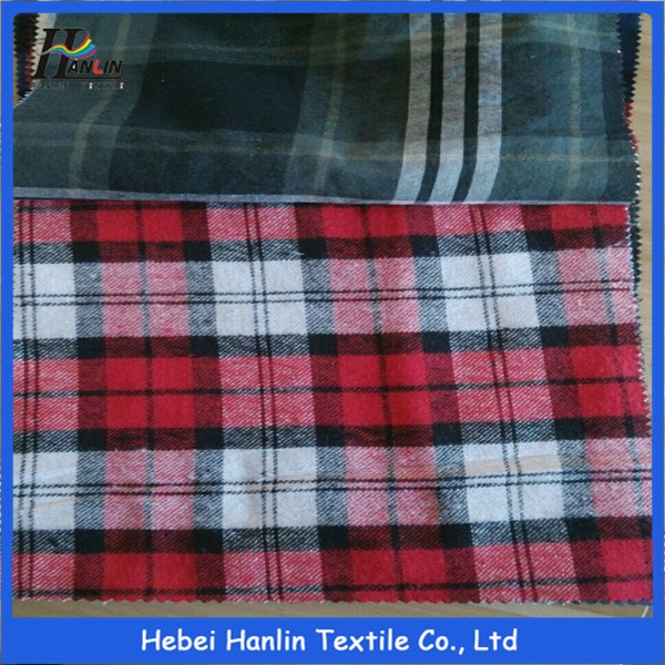 stocklot order check design plain shirting fabric 100 cotton yarn dyed shirt fabric