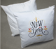 Wholesale Sublimation blanks heat transfer printed pillow covers square throw soft pillows