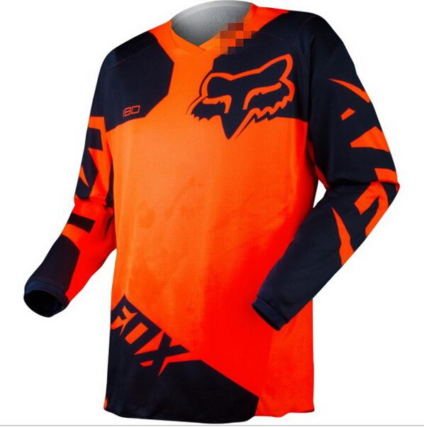 Race Jersey 2015 motocross Jerseys Dirt bike cycling bicycle MTB downhill  shirts motorcycle t shirt motorbiker d22a85b52