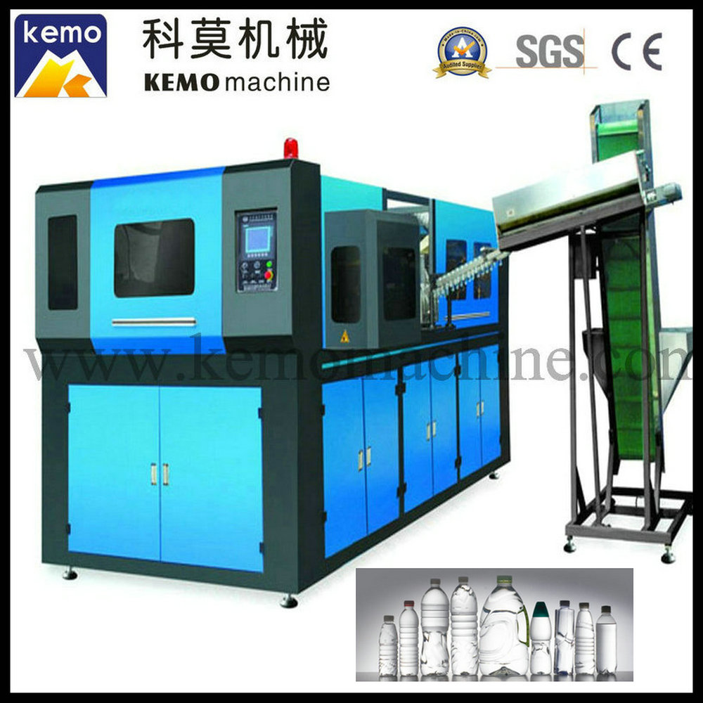Four cavity 4000 bph automatic PET bottle blowing machine /equipment