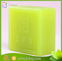wholesale natural beauty tea tree organic essential oil shower soap