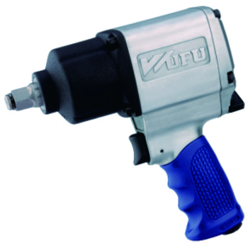 "1/2"" Medium Duty Twin Hammer Air Impact Wrench"