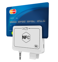 Plug in NFC MobileMate RFID Smart Card Reader Writer for iOS Android Mobile Smart Phones Tablet PC Windows Mac OS Linux