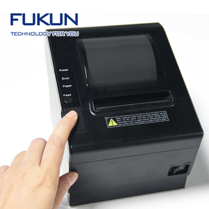 80mm Min POS LAN Thermal Receipt Printer For Supermarket FK-POS80