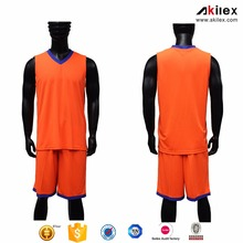 Top Sale Custom Made Fashionable High End Basketball Jersey Tshirt and short