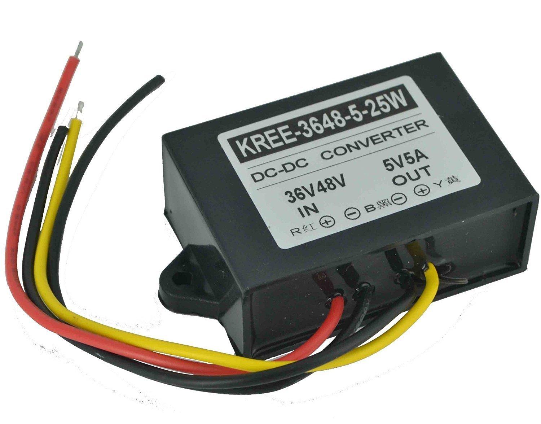Low Power 5v Switching Regulator