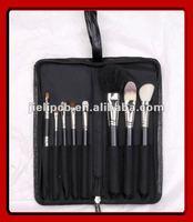8pcs summer travel makeup brush set