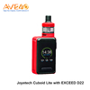 Innovative Products 2017 Vapor Starter Kits Express 80W Output Joyetech Cuboid Lite With EXCEED D22 Atomizer