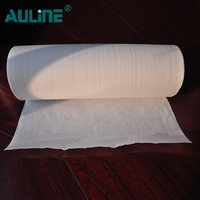 New Products High Oil Absorbent Disposable Household Wood Pulp Spunlace Cleaning Nonwoven Fabric Roll