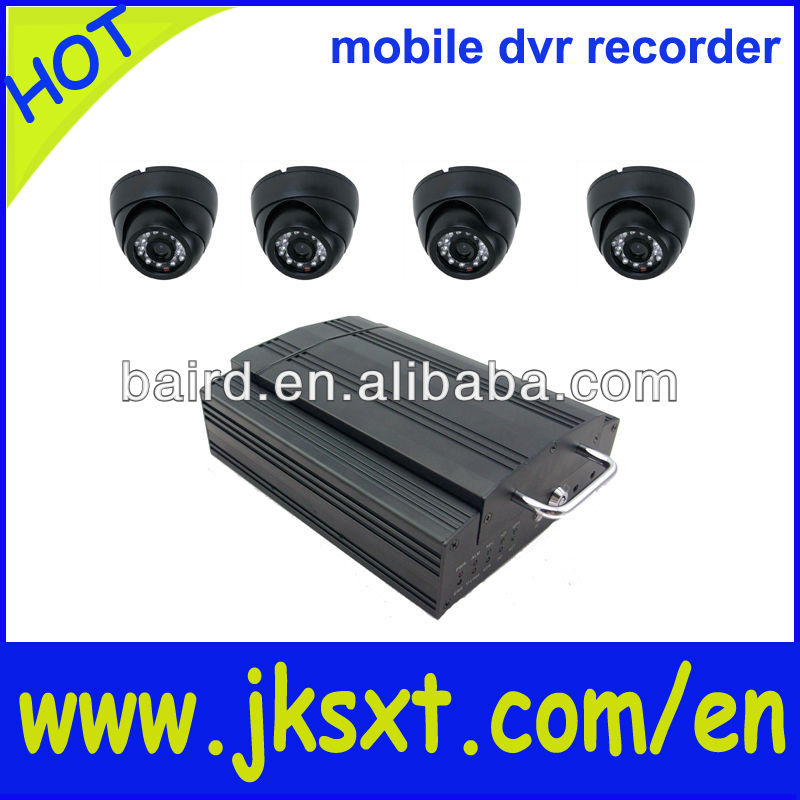 wifi cctv mini mobile dvr 4 channel from original manufacturer