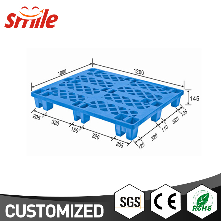 New Product Racking 1 Ton Plastic Pallet Prices
