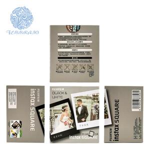 3 pack Fujifilm Square image instant film  with instax SQ6/SQ10/SQ20 digital camera