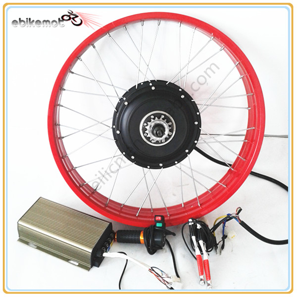 High Power 5kw Electric Motorcycle Motor E Motorcycle