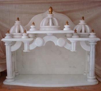 White Indian Marble Temple For Home Design Buy Small Marble