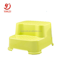 Step stool 2 step -For kids and adults-Nonslip surface and feet in toilet