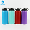Promotion Gift Double Wall 1 liter Vacuum Flask Insulated Stainless Steel Water Bottle thermos with lid JP-1009-17
