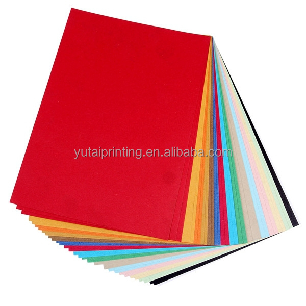 corrugated paper sheets metallic paper sheets radium paper sheet
