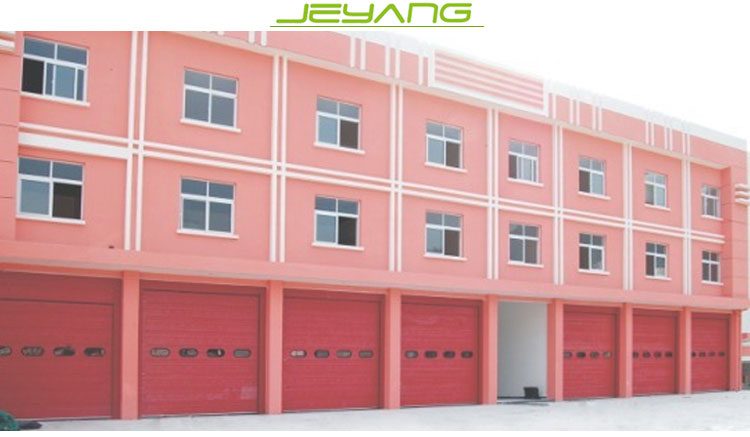 Industrial automatic warehouse sectional commercial sliding door near me