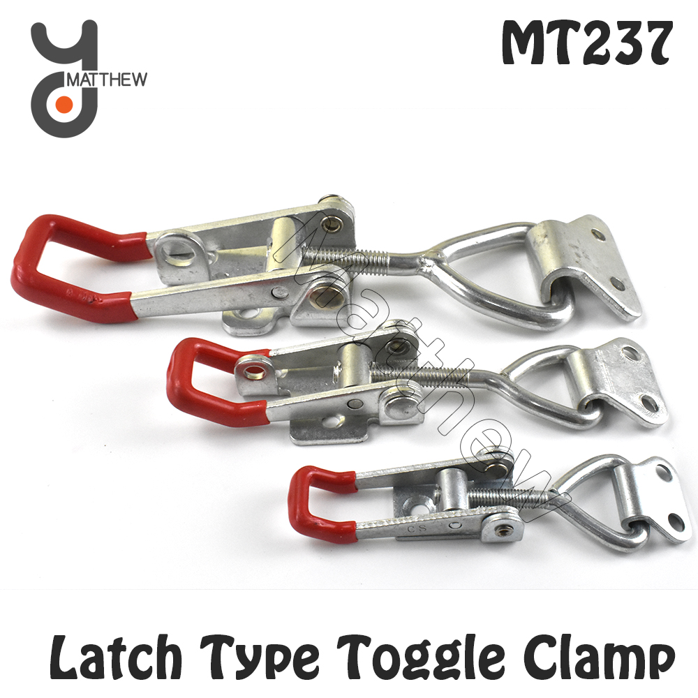 Latch type Stainless Steel Toggle Clamp