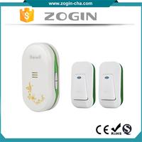 Wireless doorbell remote control doorbell for home