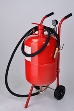 Surface Cleaning dustless blasting machine/ water sand blaster