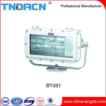 High Pressure Sodium Floodlight explosion-proof Street lamp