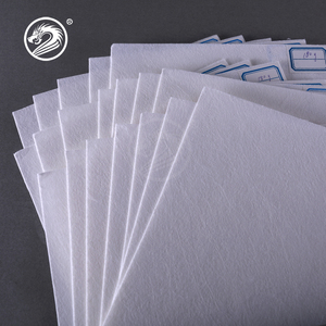180g Tensile Strength Waterproof Sheet Polyester Spunbond Nonwoven Fabric