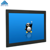 OEM 15 Inch Open Frame All In One Touch Screen PC Monitor J1800 CPU Support Wall Mounted