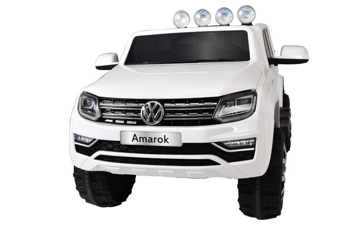 Volkswagen Amarok Licencia Ninos Juguete Coche 12 Voltios Paseo En