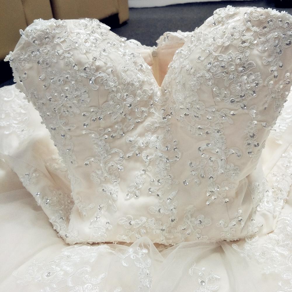 b4411b28f NE158 vestidos دي noiva 2017 الصين فساتين الزفاف مثير خمر رخيصة فستان الزفاف  تركيا الشمبانيا الدانتيل