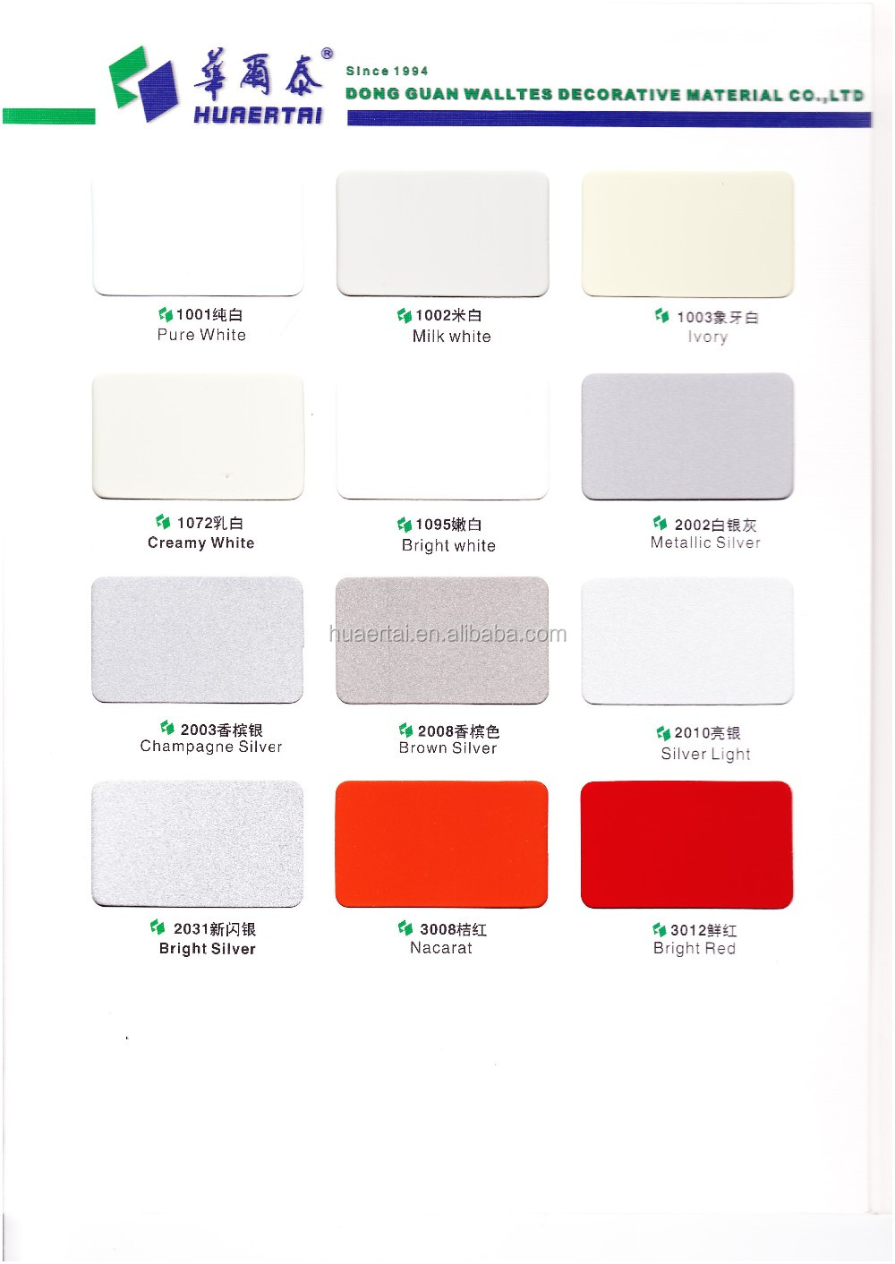 2017 Hot selling Aluminium Composite Panels with high quality