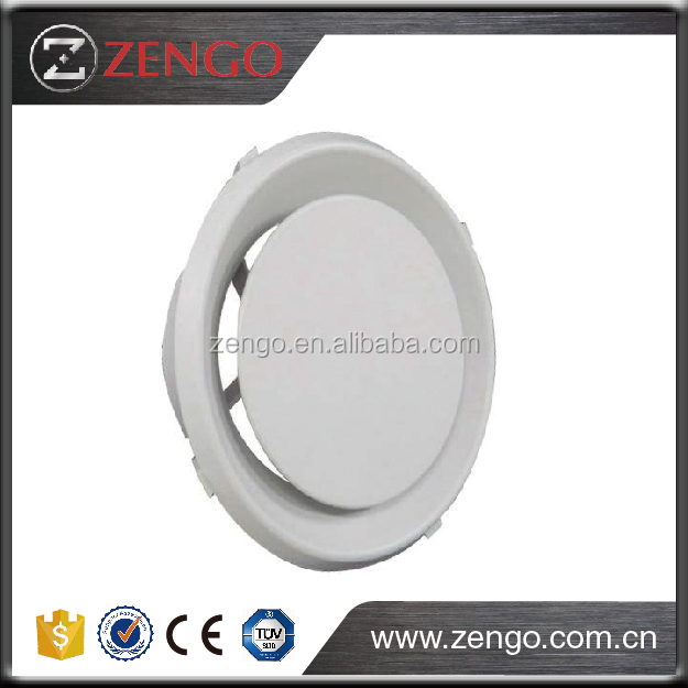 Resistant ABS Round Ceiling Diffuser, CD-RG