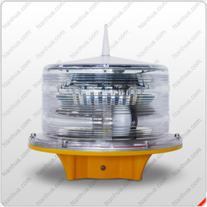 Lt101 Solar Led Signal Tower Light/solar Aviation Light With ...
