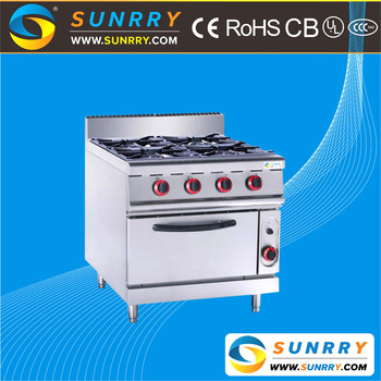 Combination Gas Electric Ranges With Whole Range And Cannon Cooker Sunrry Sy