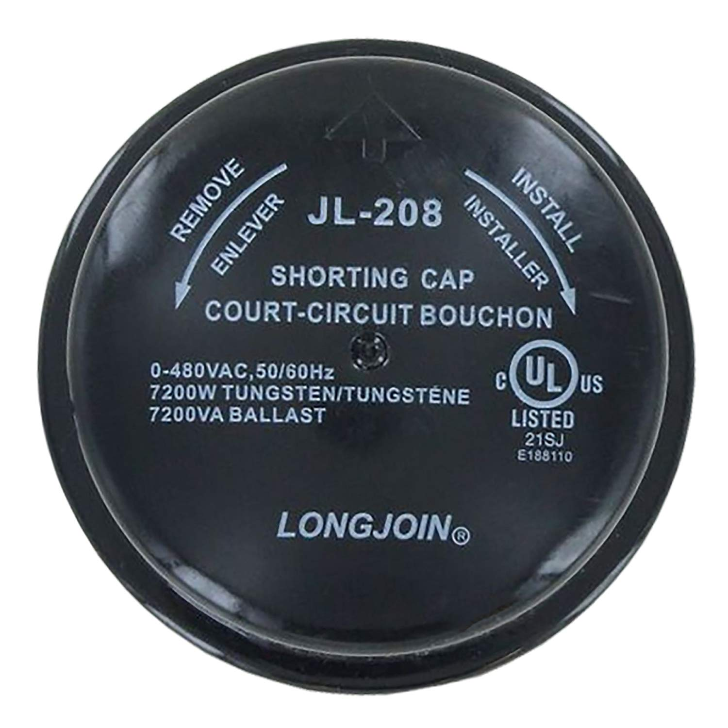 Morris 39058 Locking Type Photocontrols Shorting Cap with Surge Protection Morris Products