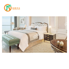 IDM-111Custom Made Luxury Bedroom Furniture Sets 5 Star Hotel Furniture Factory