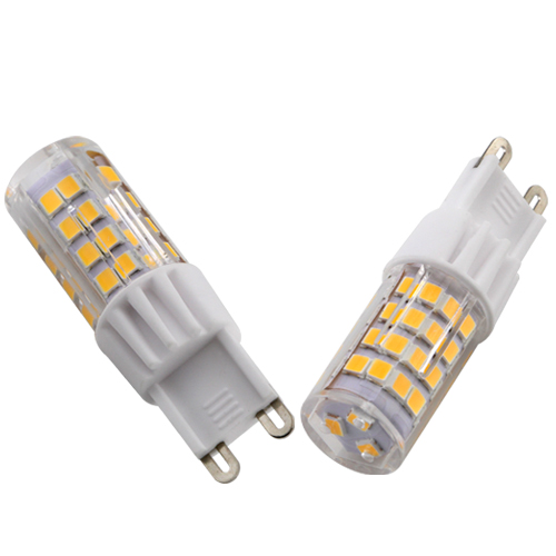 Factory wholesale 3.5W G9 LED lamp, RGB dimmable G9 LED light bulb