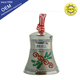 christmas metal bell stand mini church bell