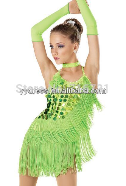 da6aa36f272e7 Get Quotations · Stunning Handmade Beading Latin Dance Dress Fringe Latin  Dress Samba Costume Dance Ballroom Dancewear Chinese Dance