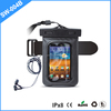 HIGH quality cell phone waterproof bag for iPhone 5s/6/6s