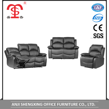 Modern Fashionable Comfortable Rocking Recliner Sofa Sets